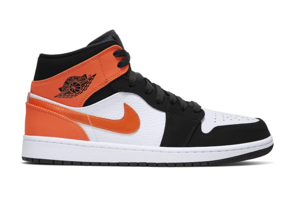 AIR JORDAN 1 MID-554724-058 MENS FOOTWEAR JORDAN