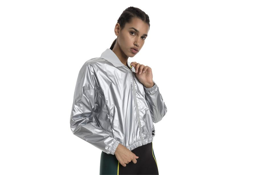 TZ JACKET - 578039 02 WOMENS SOFTGOODS PUMA