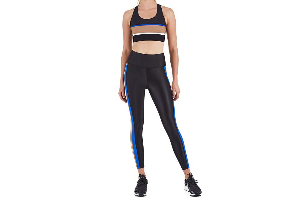 FLYZIP LEGGINGS - 18PE4G062 WOMENS SOFTGOODS P.E NATION