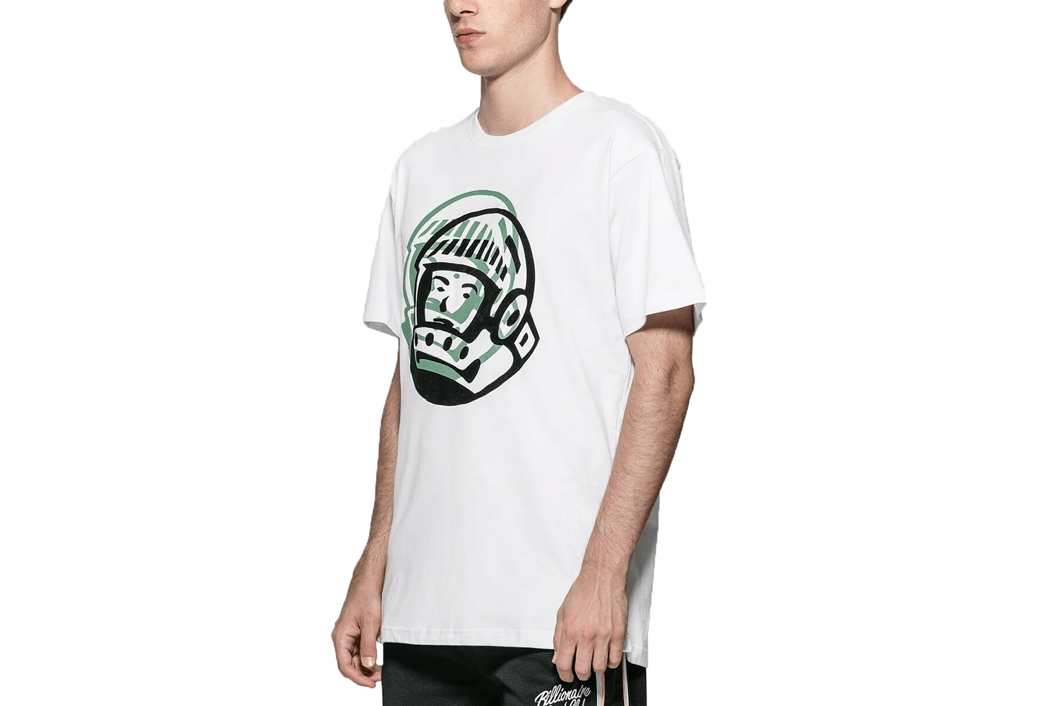 BB DOUBLEED SS TEE - 891-7212 MENS SOFTGOODS BILLIONAIRE BOYS CLUB