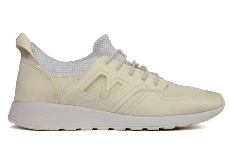 WRL420SB WOMENS FOOTWEAR NEW BALANCE cream/WHITE 5.5