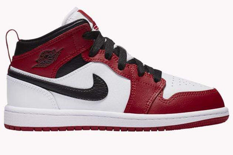 JORDAN 1 MID (PS) - 640734 173 KIDS FOOTWEAR NIKE