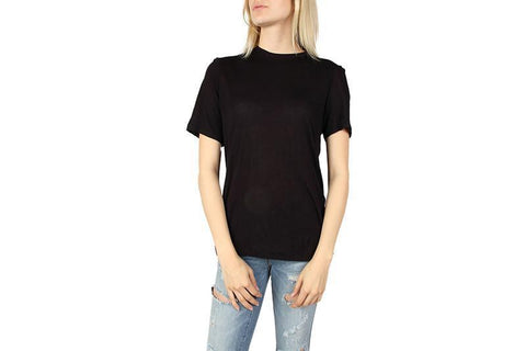 MINT TOP WOMENS SOFTGOODS CHEAP MONDAY BLACK XS