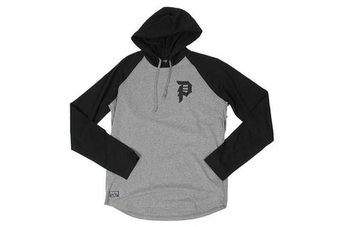 DIRTY P RAGLAN HOOD