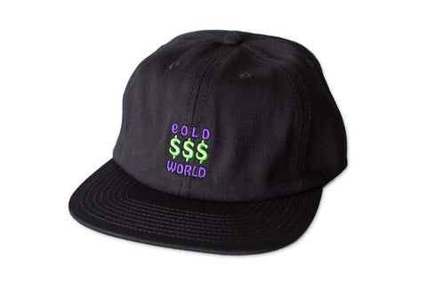 CASH OUT HAT - CWD5-HAT01 HATS COLD WORLD FROZEN GOODS