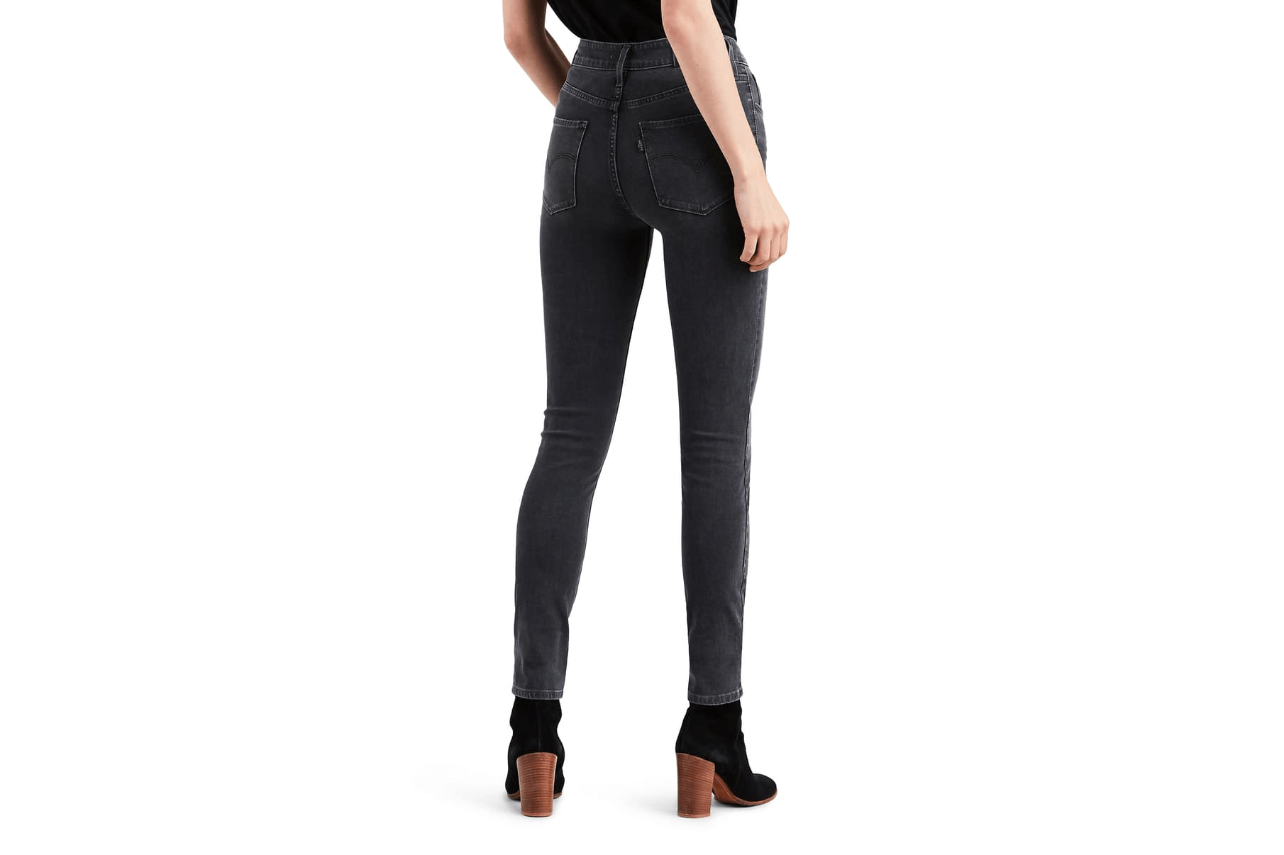 721 HIGH RISE SKINNY CALIFORNIA WOMENS SOFTGOODS LEVIS