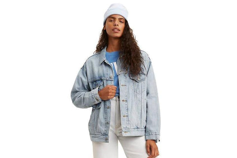 DAD TRUCKER DAD MICHAEL-796970010 WOMENS SOFTGOODS LEVIS