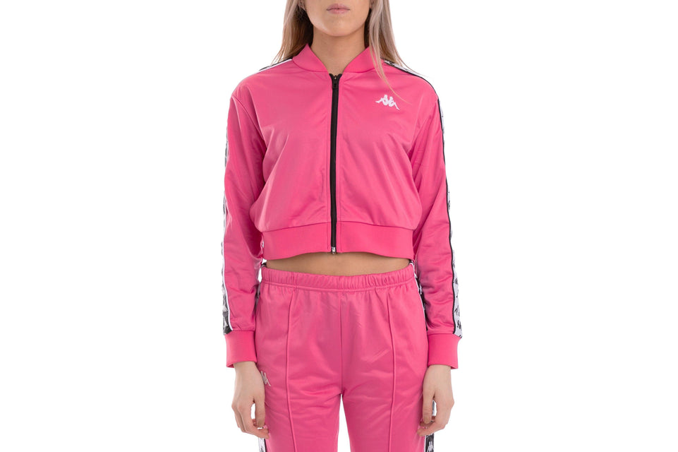 KAPPA WOMAN FLC JACKET ASBER - 3031VL0 WOMENS SOFTGOODS KAPPA