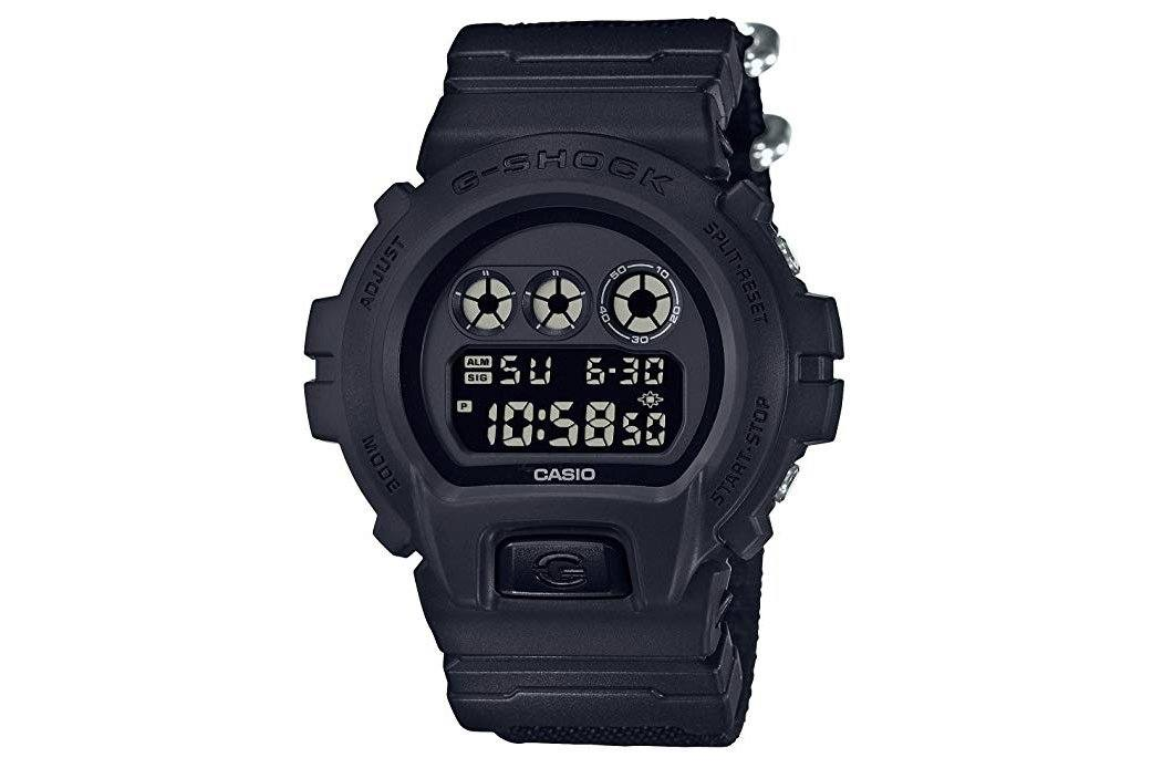 6900MMA-1CR DIGITAL WATCH WATCHES G-SHOCK BLACK OS