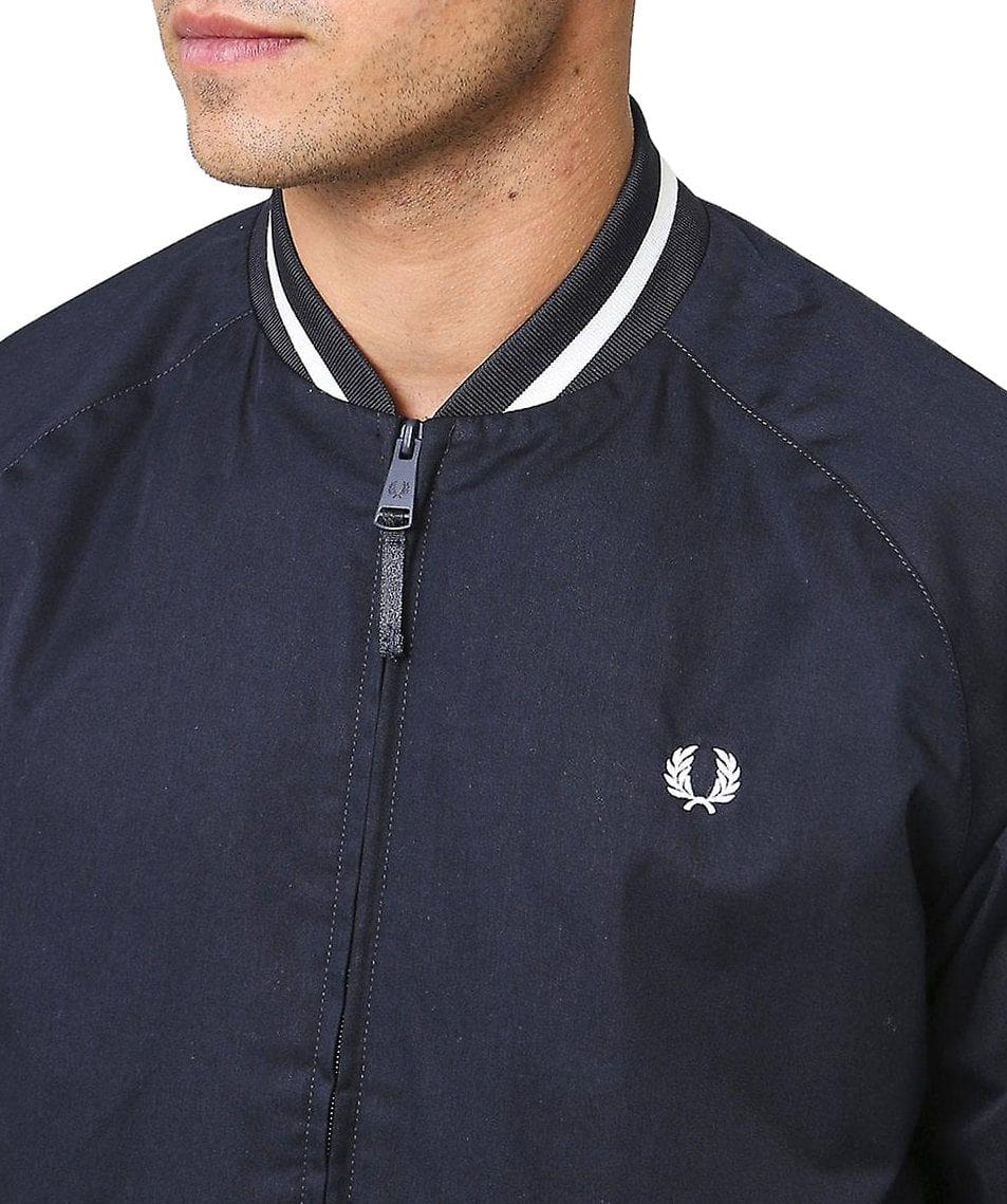 TENNIS BOMBER JACKET - J5521-608 MENS SOFTGOODS FRED PERRY