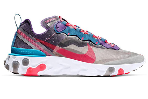 NIKE REACT ELEMENT 87 - CJ6897-061 MENS FOOTWEAR NIKE