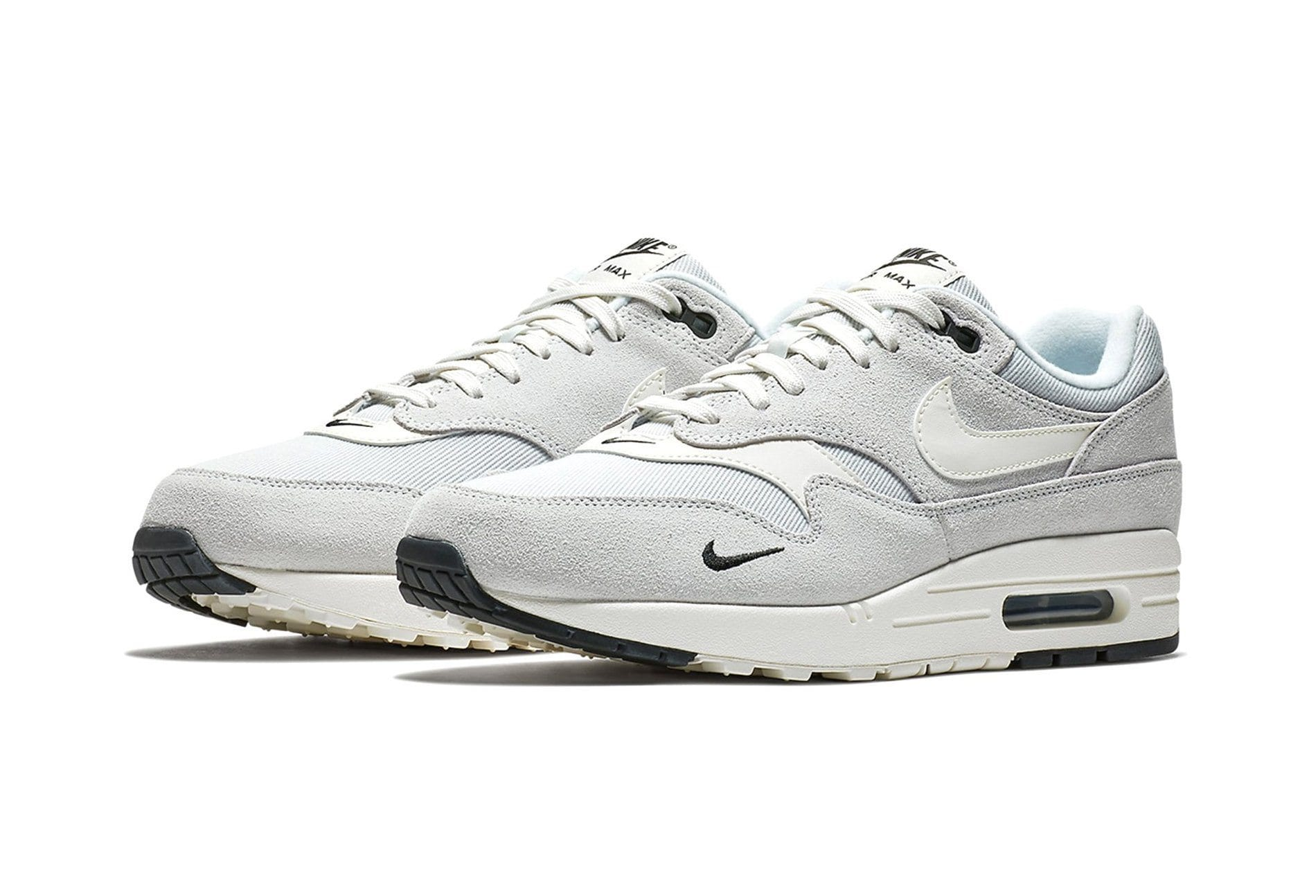 outlet store 8a399 5dbd4 AIR MAX 1 PREMIUM SHOE-875844-006 MENS FOOTWEAR NIKE