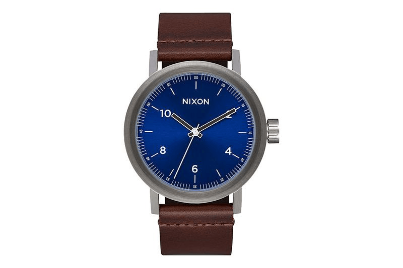 STARK LEATHER WATCHES NIXON