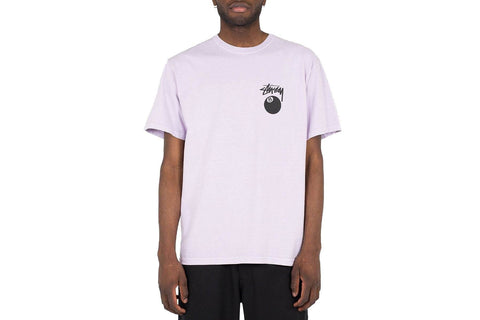 8 BALL PIG. DYED TEE - 1904519 MENS SOFTGOODS STUSSY