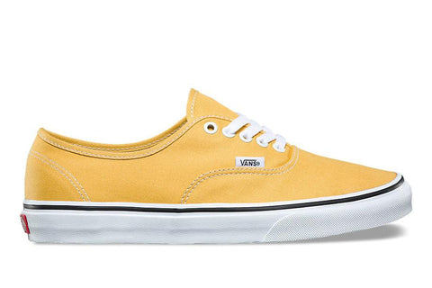AUTHENTIC OCHRE/TRUE WHITE - VN0A38EMQA0