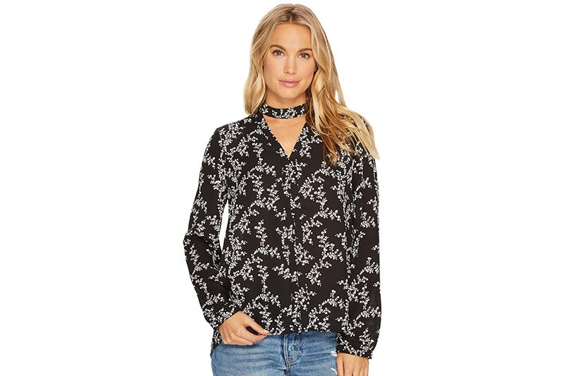 NALA BLOUSE WOMENS SOFTGOODS JACK BLACK XS JH404775