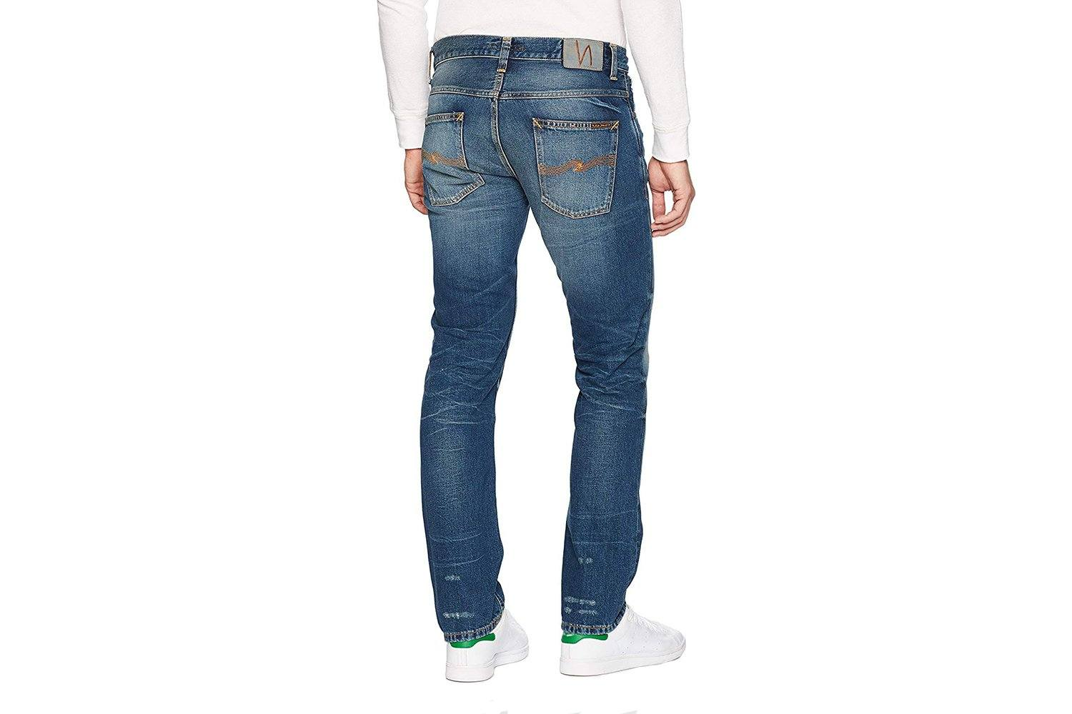 GRIM TRIM MENS SOFTGOODS NUDIE JEANS