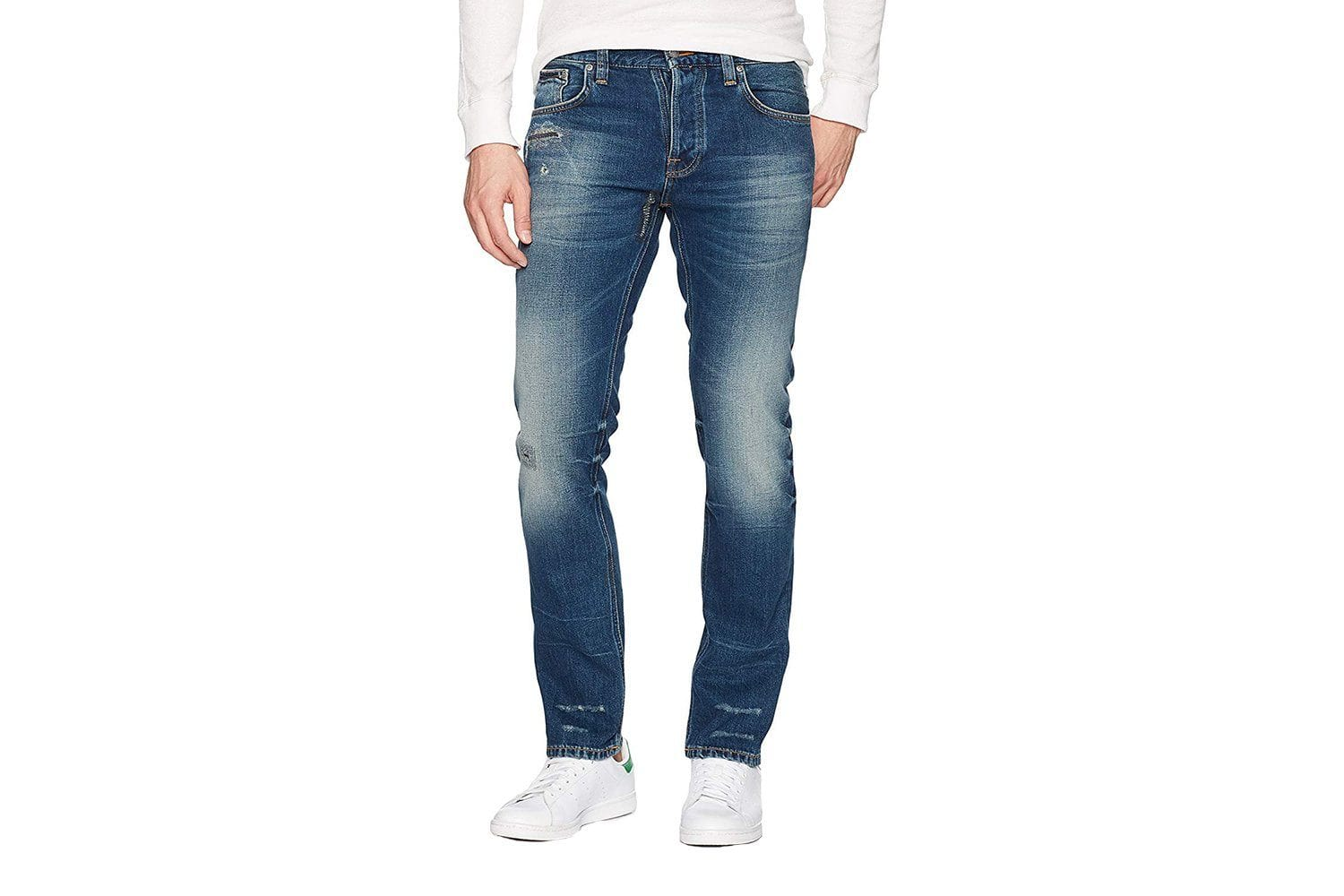GRIM TRIM MENS SOFTGOODS NUDIE JEANS NATH REPLICA 29/32