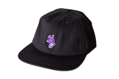 PURP BUNNY HAT - CWD5-HAT03 HATS COLD WORLD FROZEN GOODS