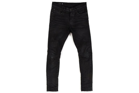 SLIM FIT - BLACK 3D