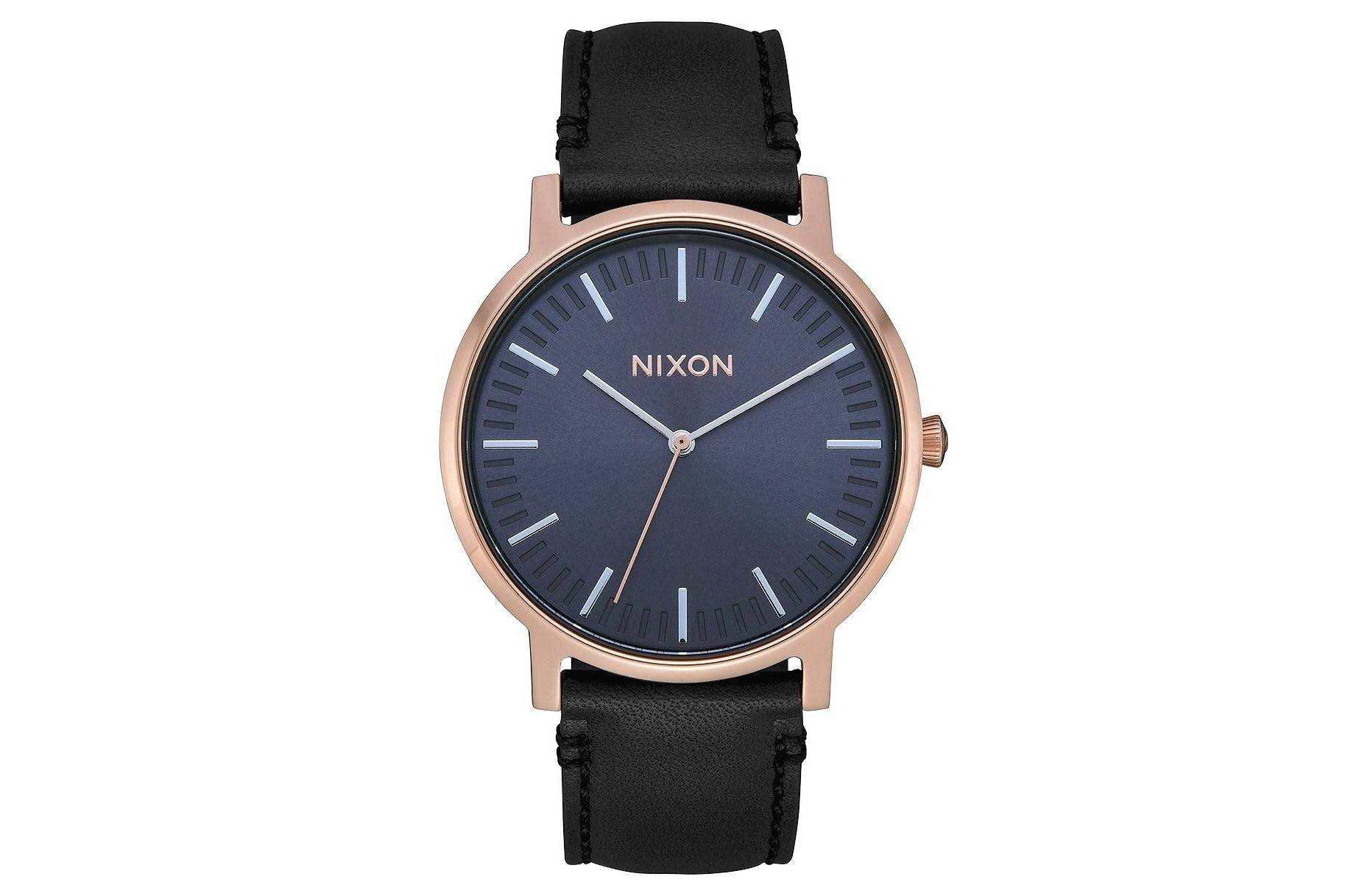 PORTER LEATHER - A1058-3005 WATCHES NIXON