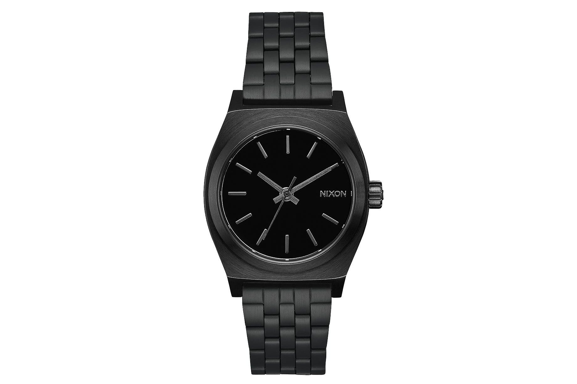 MEDIUM TIME TELLER WATCHES NIXON ALl black ONE SIZE