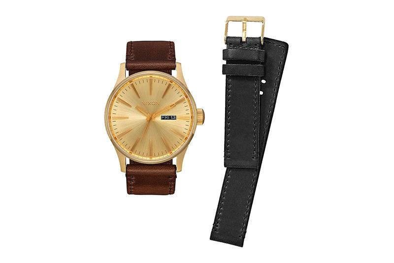 SENTRY PACK WATCHES NIXON ALL GOLD/BLACK/BROWN ONE SIZE