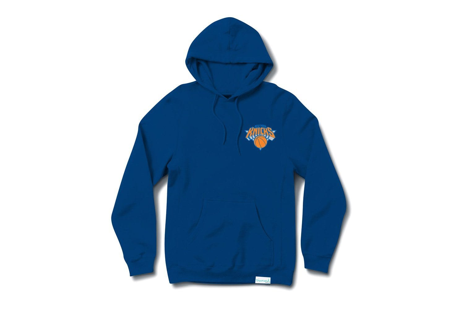 SPACE JAM KNICKS HOODIE-A20DMPF203 MENS SOFTGOODS DIAMOND SUPPLY CO.
