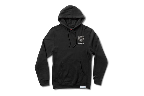 SPACE JAM BROOKLYN NET HOODIE - A20DMPF208 MENS SOFTGOODS DIAMOND SUPPLY CO.