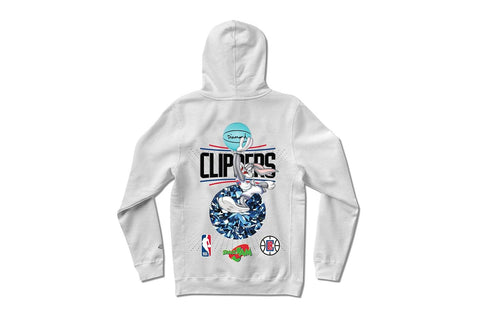 SPACE JAM CLIPPERS HOODIE - A20DMPF210 MENS SOFTGOODS DIAMOND SUPPLY CO.