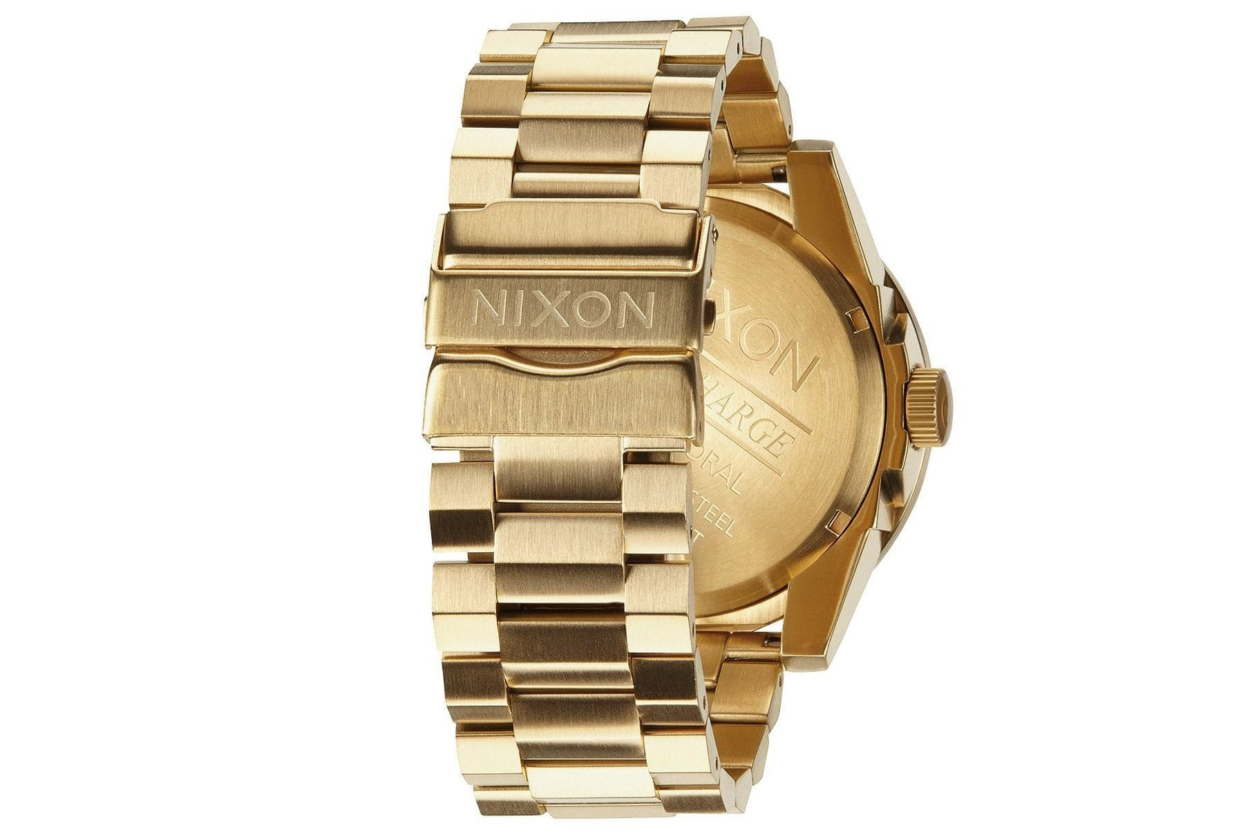 MEN'S CORPORAL SS ALL GOLD WATCHES NIXON