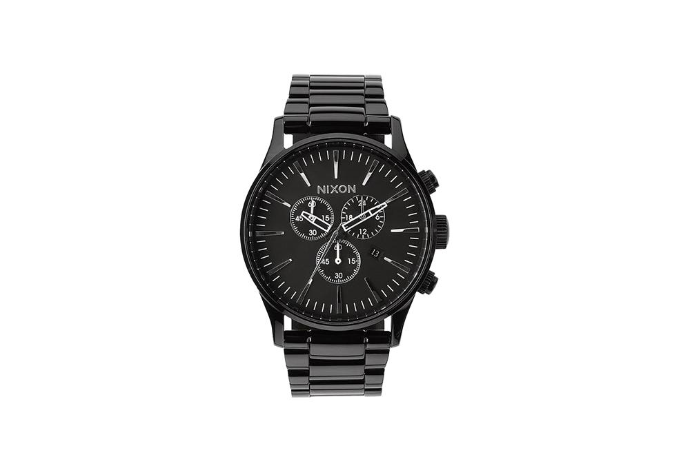 SENTRY CHRONO - A386 001 WATCHES NIXON