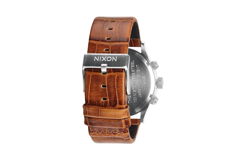 SENTRY CHRONO LEATHER-A4051888 WATCHES NIXON