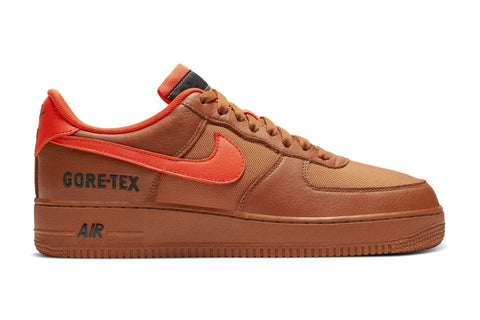 AIR FORCE 1 GORE-TEX 'DESERT ORANGE' - CK2630-800 MENS FOOTWEAR NIKE