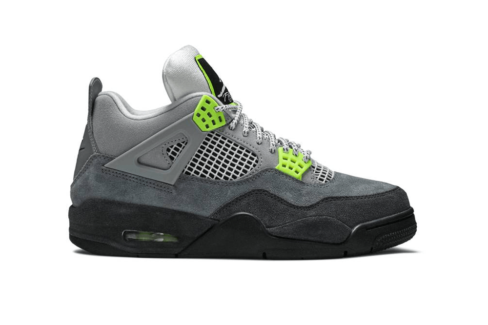AIR JORDAN 4 RETRO SE - CT5342-007 MENS FOOTWEAR JORDAN