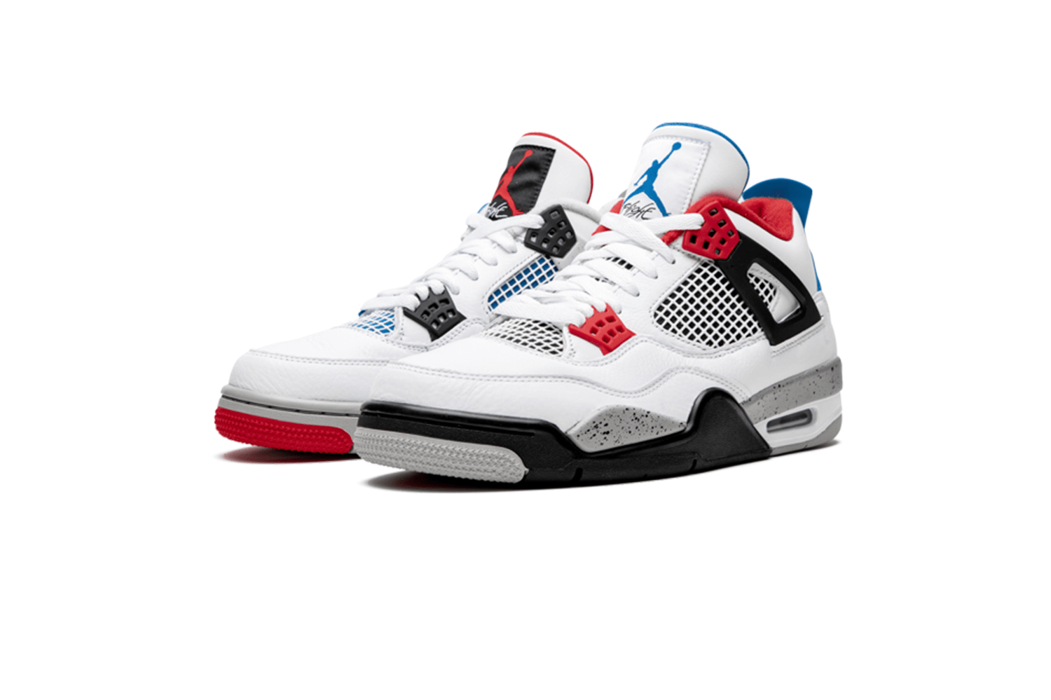 AIR JORDAN 4 RETRO SE 'WHAT THE' - CI1184-146 MENS FOOTWEAR JORDAN
