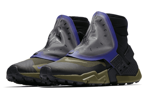 new product 81ae4 16377 NIKE AIR HUARACHE GRIPP QS