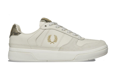 B300 EMBOSSED LEA/SUE-B8333-157805 MENS FOOTWEAR FRED PERRY