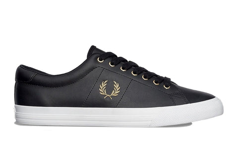 UNDERSPIN LEATHER-B8288-157803 MENS FOOTWEAR FRED PERRY