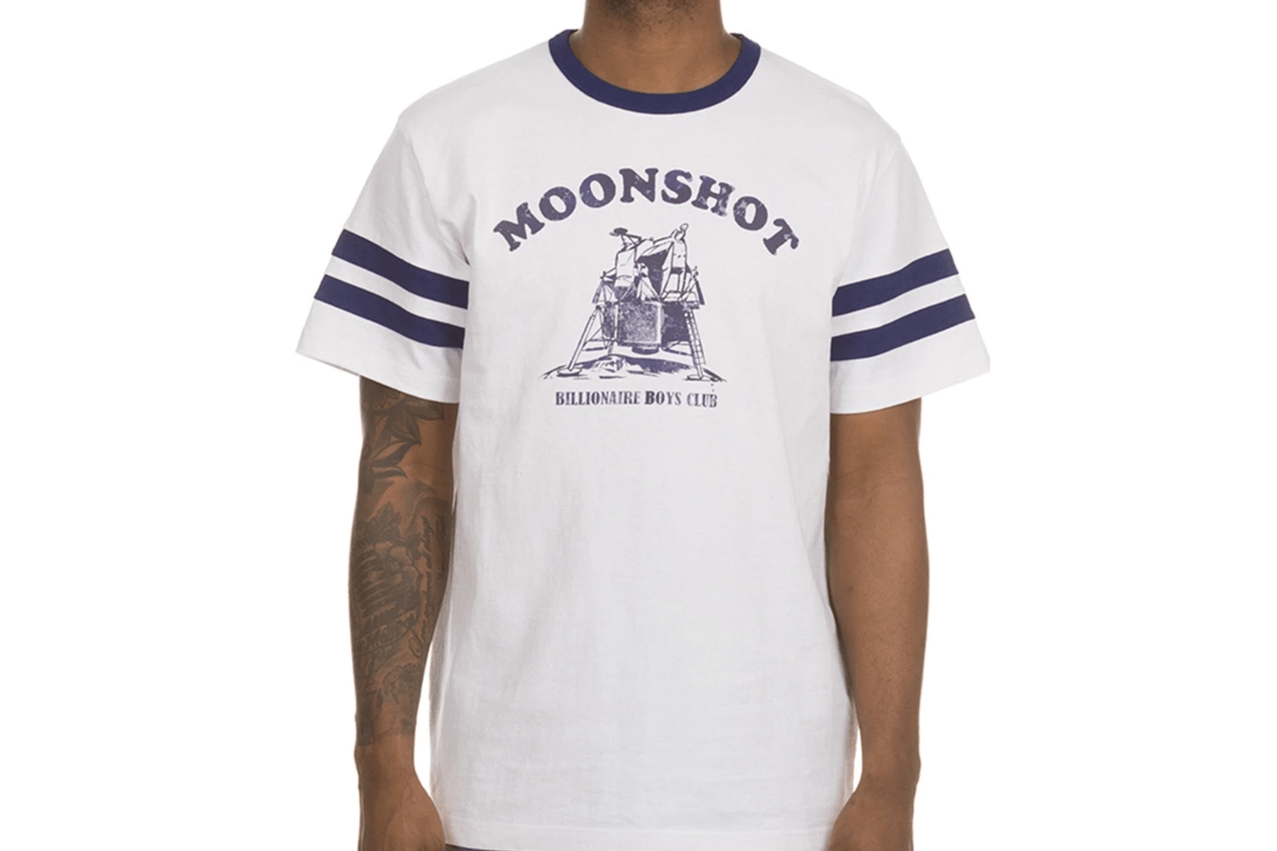 BB MOONSHOT S/S KNIT MENS SOFTGOODS BILLIONAIRE BOYS CLUB