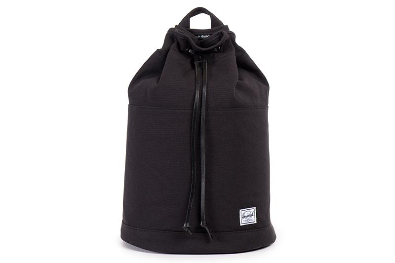 HANSON 300D POLY WOMENS BAGS HERSCHEL BLACK ONE SIZE