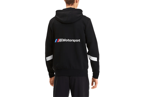 BMW MMS HOODED SWEAT JACKET - 596097-01
