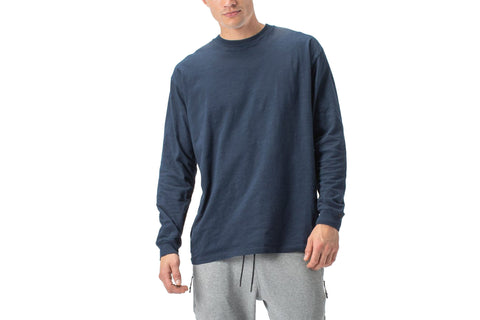 BOX LS TEE - 129-CON MENS SOFTGOODS ZANEROBE