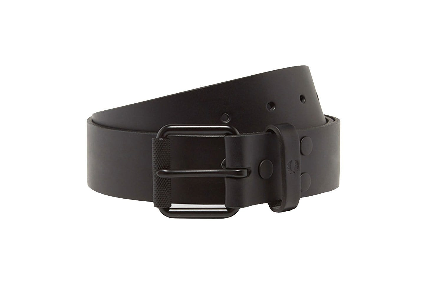 RIVET LEATHER BELT - BT4432 BELTS FRED PERRY