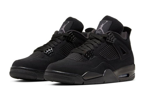 AIR JORDAN 4 RETRO 'BLACK CAT' - CU1110-010