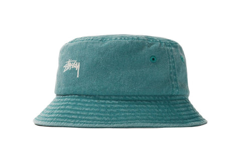 STOCK WASHED BUCKET HAT - 132980 HATS STUSSY