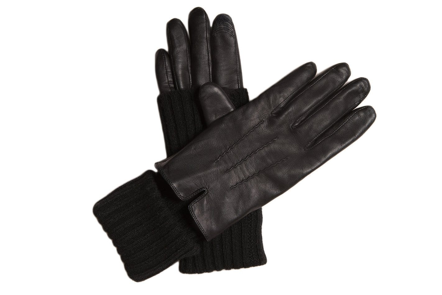 CARMEL LADIES LEATHER GLOVES WOMENS ACCESSORIES SOIA & KYO