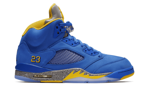 AIR JORDAN 5 LANEY JSP - CD2720-400 MENS FOOTWEAR JORDAN