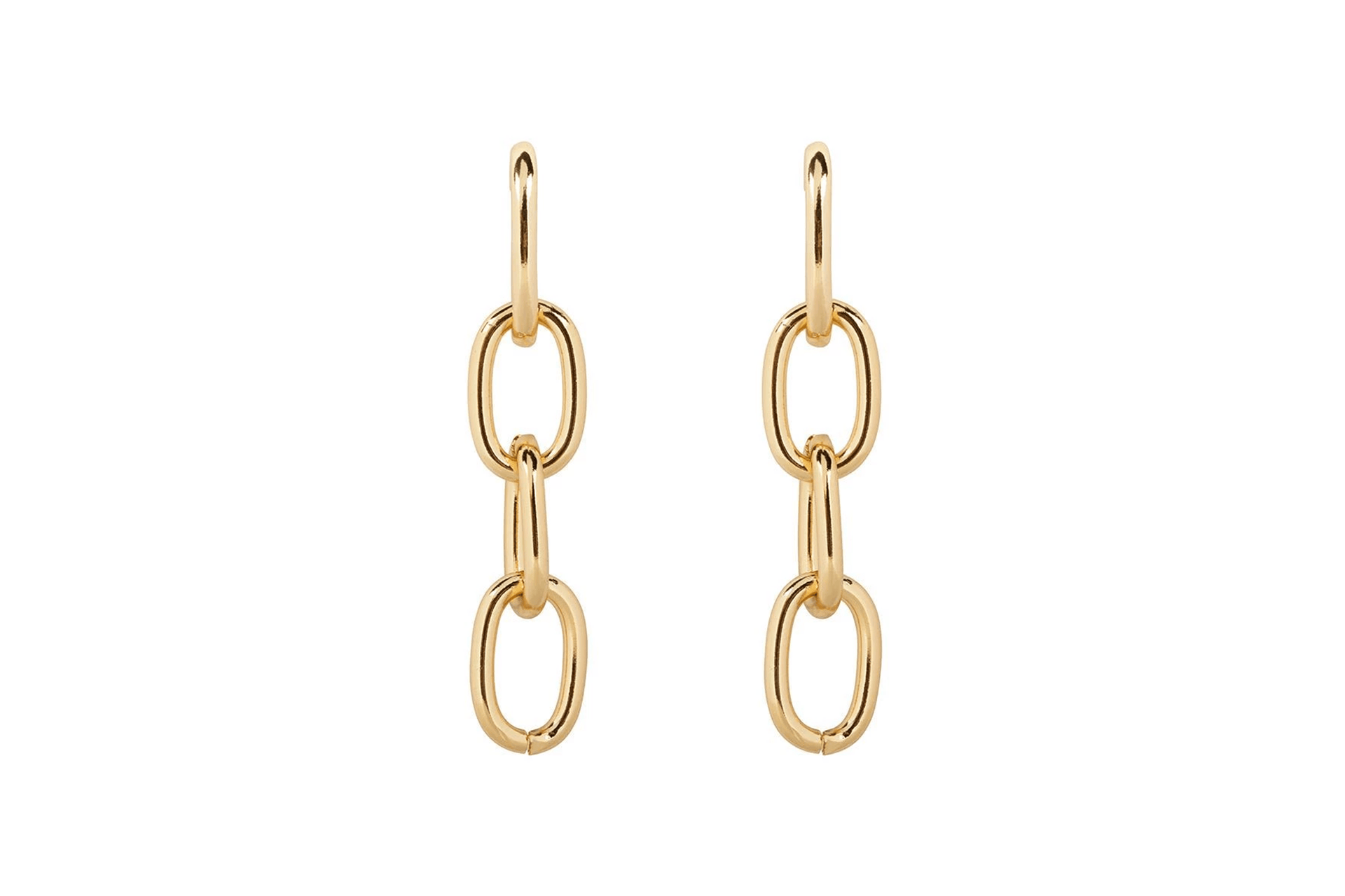 CHAIN IT UP EARRINGS JEWELRY CLUB MANHATTAN
