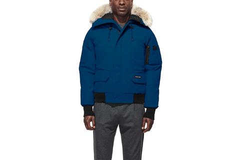 CHILLIWACK BOMBER-7999M MENS SOFTGOODS CANADA GOOSE